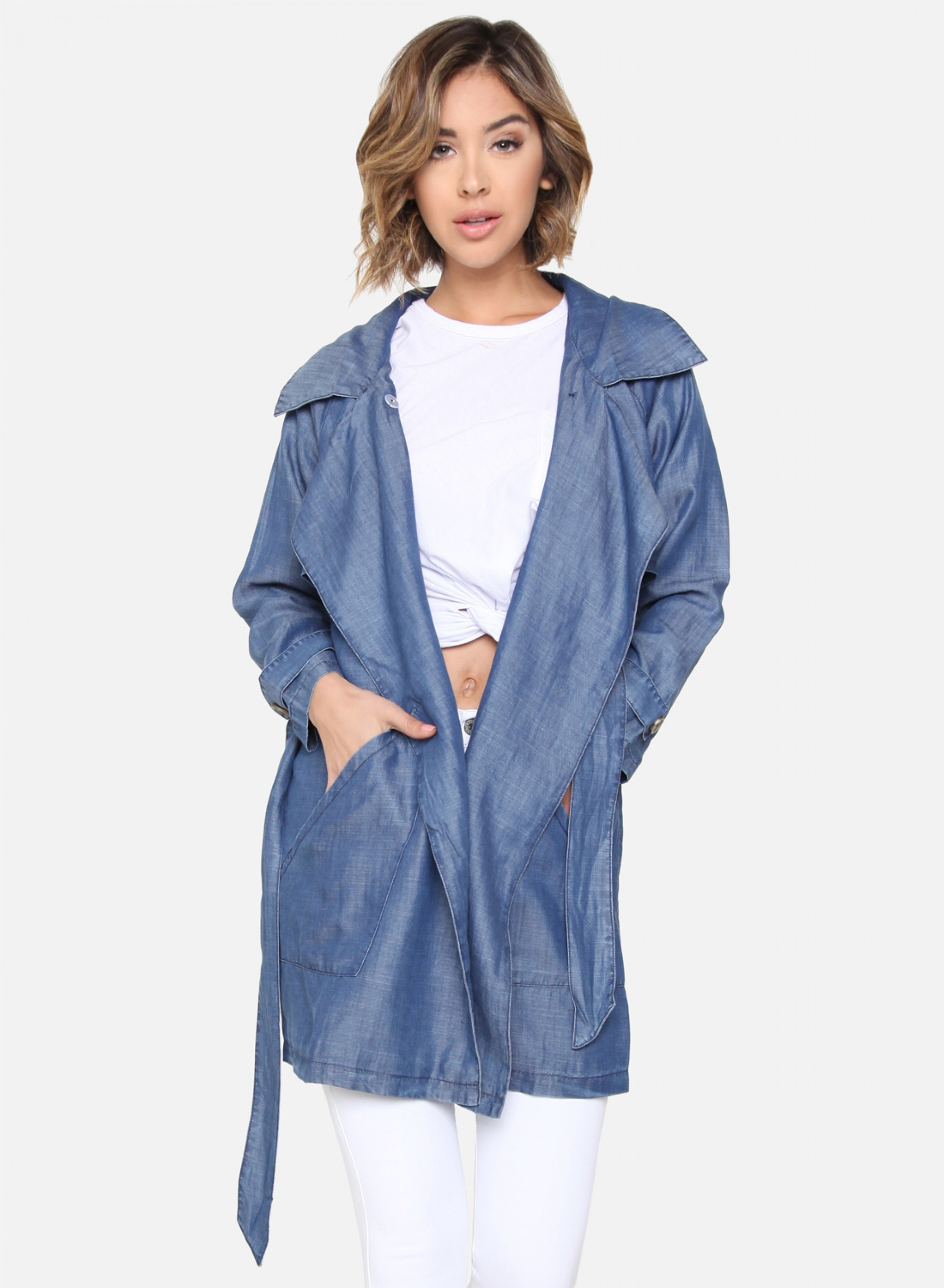 Loose Fit Trench